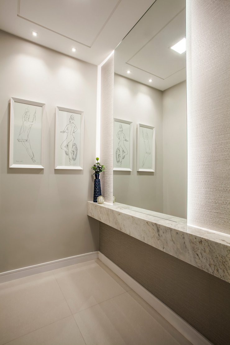 La Decora Koridor & Tangga Modern Beige