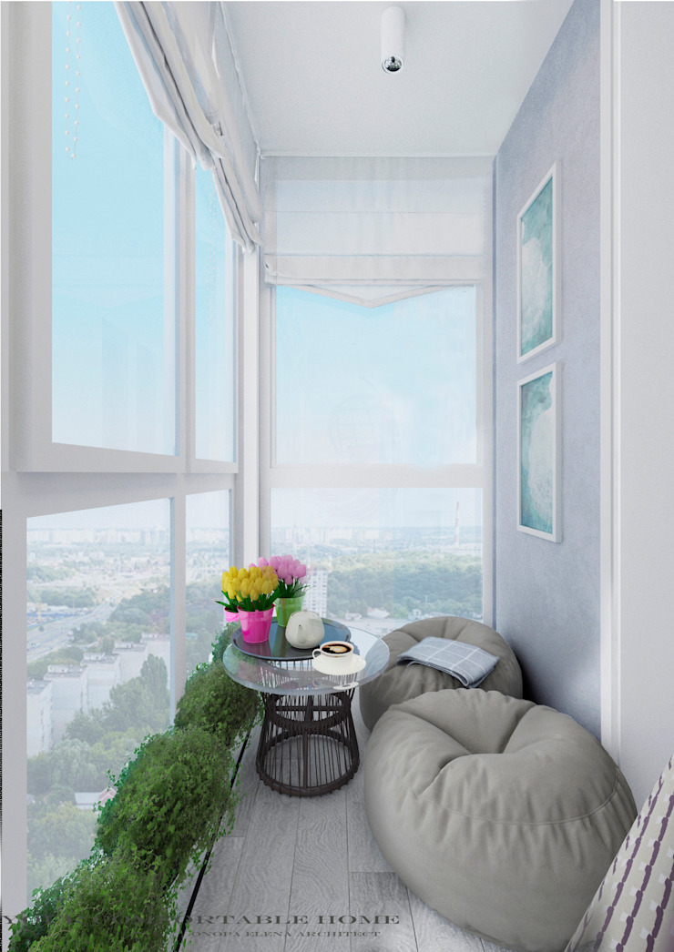 Your Comfortable home Balcony