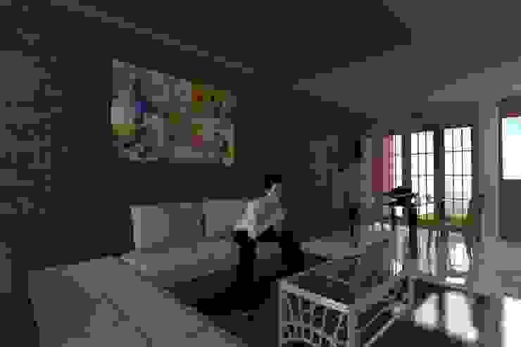 Modern living room by ARDI Arquitectura y servicios Modern Concrete