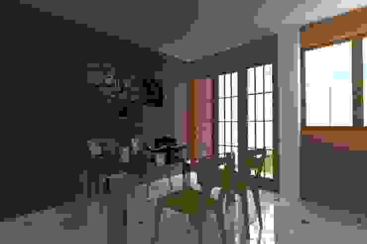 Modern dining room by ARDI Arquitectura y servicios Modern Bricks