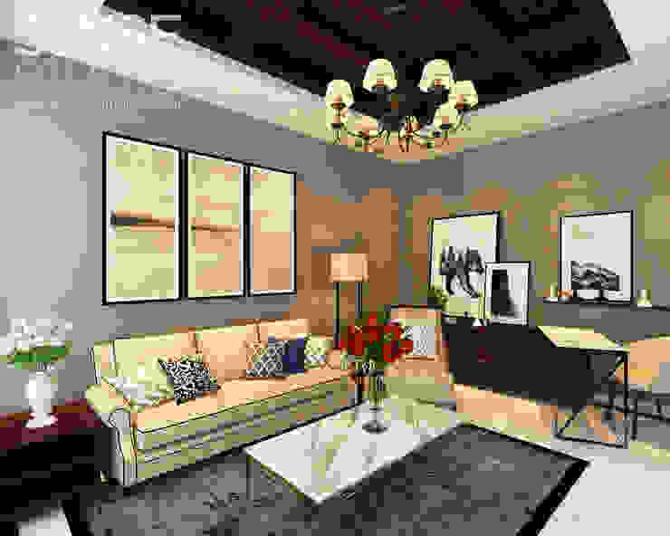 GUEST ROOM Oleh CV. Sense Studio