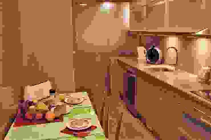 DEPOIS - Cozinha por PROJETARQ