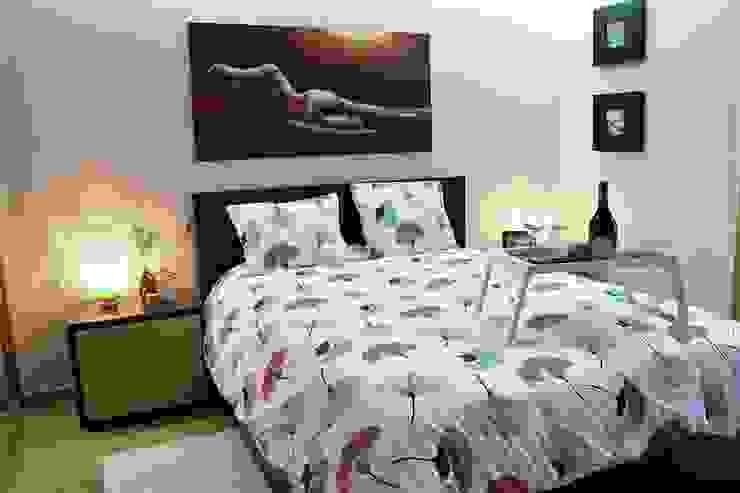 DEPOIS - dormitório de casal por PROJETARQ
