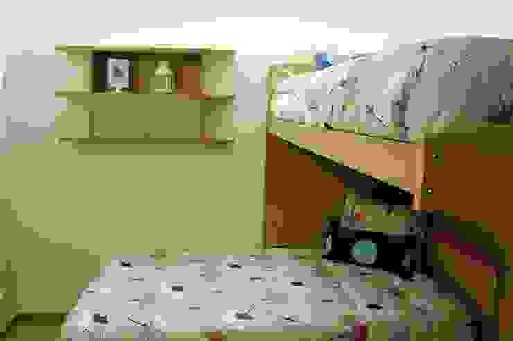 DEPOIS - dormitório de solteiro por PROJETARQ