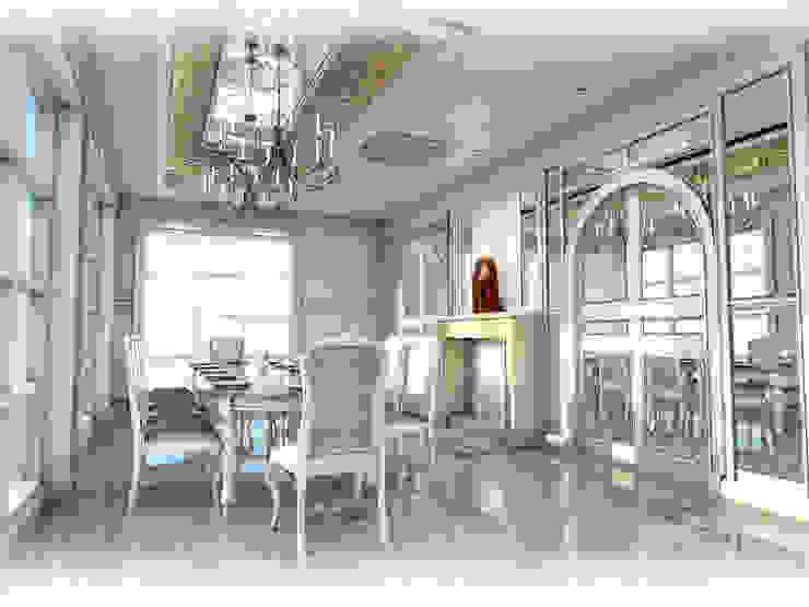 Dining Area: ผสมผสาน  โดย Hip and Classic Design Studio, ผสมผสาน