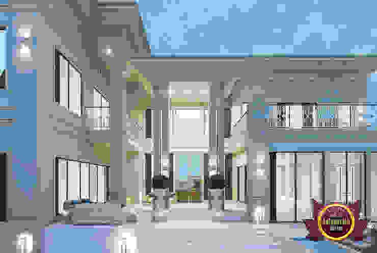 Supreme Huge Exterior Design by Luxury Antonovich Design