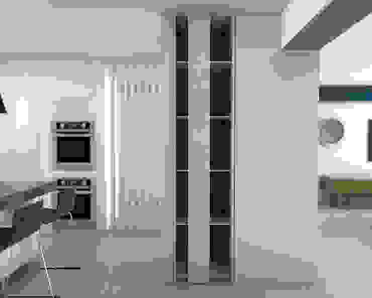 Mueble Vertical Closets de estilo moderno de Proyectos C&H C.A Moderno