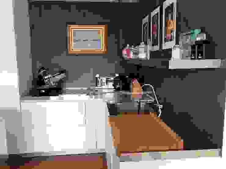 Moderne keukens van SteellArt Modern IJzer / Staal