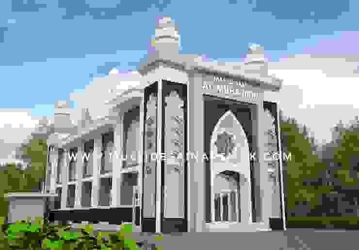 Desain Mesjid Oleh arsitekmultidesain