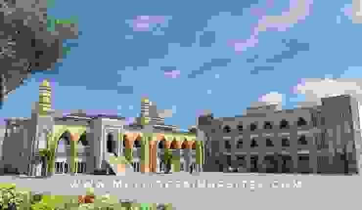 Desain Masjid dan Pesantren Oleh arsitekmultidesain