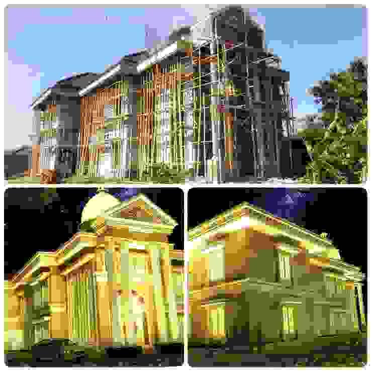 Desain Rumah Tingkat 2 Oleh arsitekmultidesain