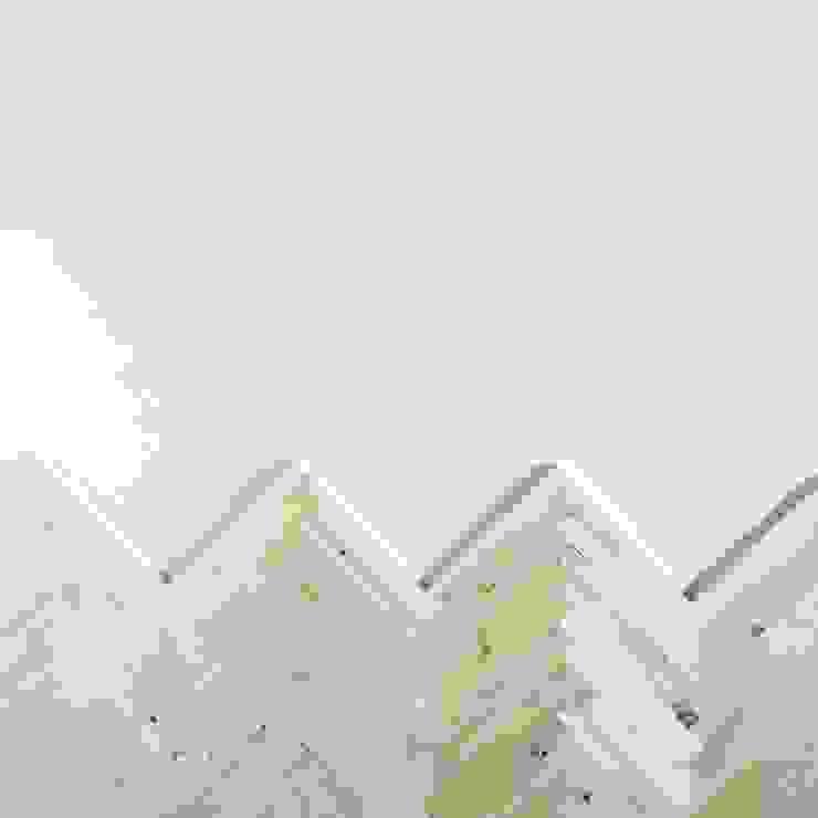 Oficina Cerveza QUI de Estudio Independiente Mediterráneo Madera Acabado en madera