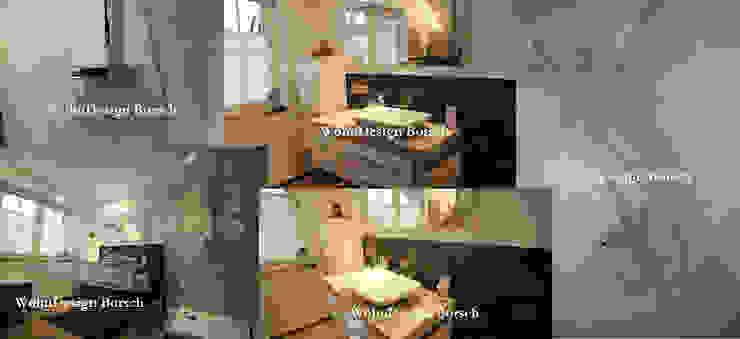 Malerbetrieb Dirk Borsch Modern bathroom