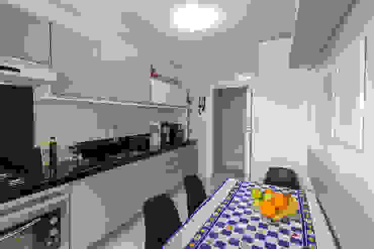 Cozinha   Passo Fundo - RS Nicole Loss Arquitetura Cozinhas pequenas