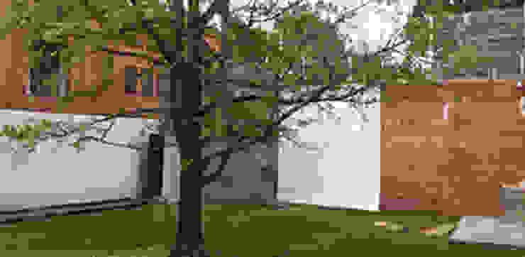 Casa Tlacopac Casas modernas de BP construcciones & acabados Moderno