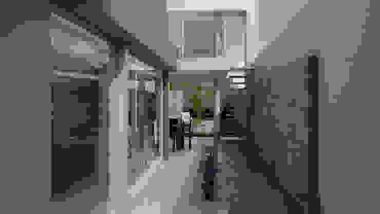 by viviendas de autor Modern Granite