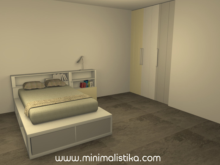 Minimalistika.com Nursery/kid's room