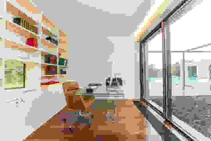 Designer's Mint Studio Tropical style study/office