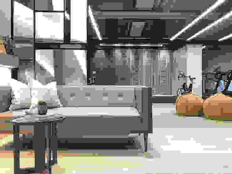 POCKET SQUARE LTD Modern commercial spaces