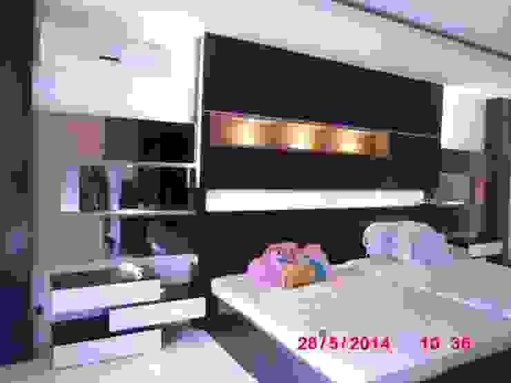 Master Bedroom Oleh bellopremiumdesign Minimalis Kayu Lapis
