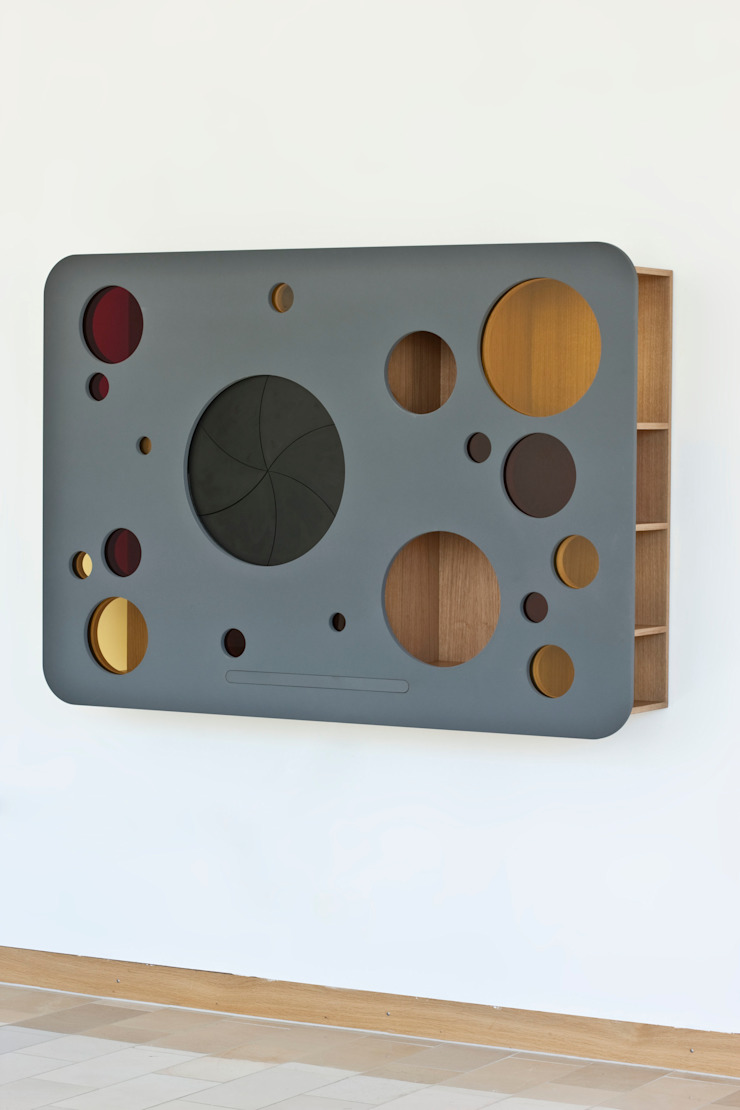 WoodDo Living roomStorage Engineered Wood