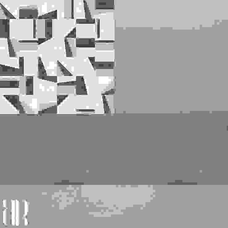 | MOODBOARD ASEO | DiSeÑo + MoDeRnO Baños de estilo moderno de RR Estudio Interiorismo en Madrid Moderno Cerámico