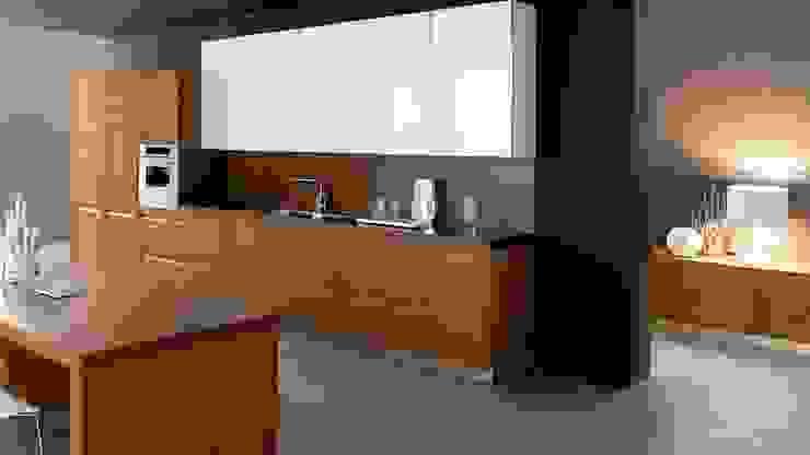 Estanterías únicas Corporación Siprisma S.A.C Muebles de cocinas Marrón
