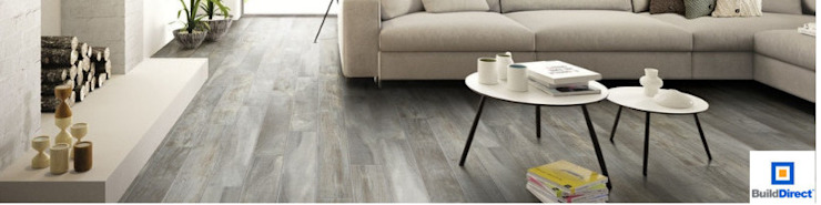 Living Room Floors by BuildDirect Classic