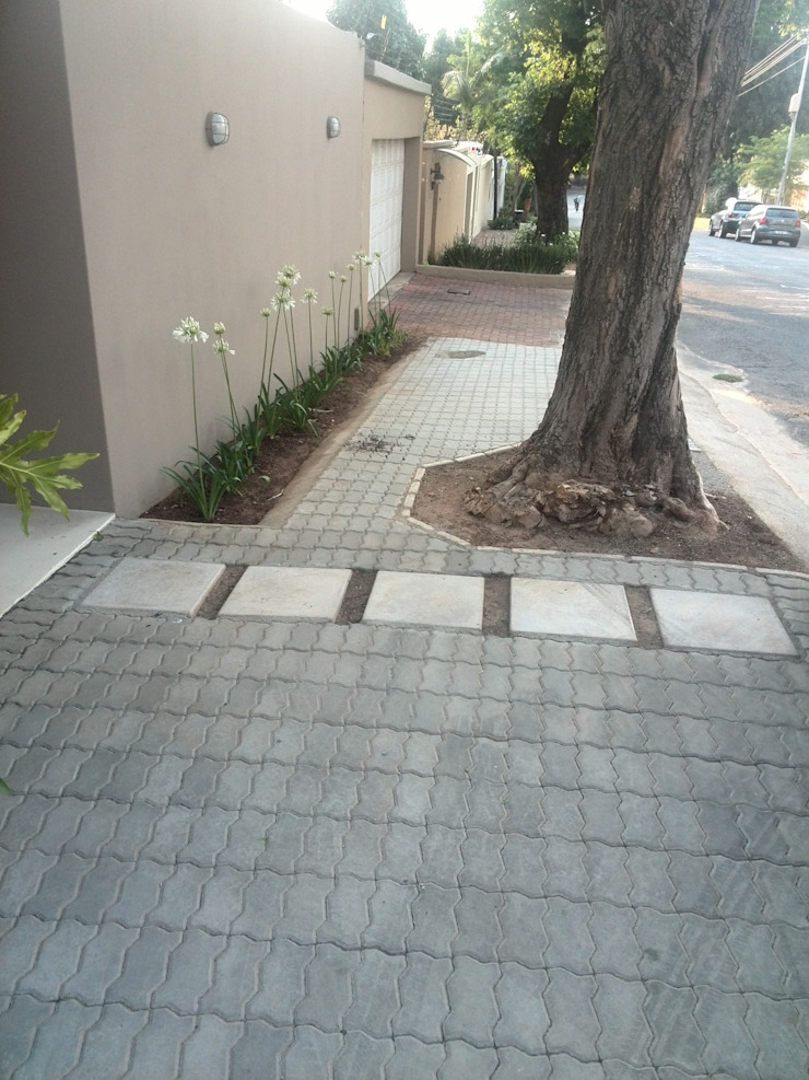 Paving now completed by Paint & Allied Projects