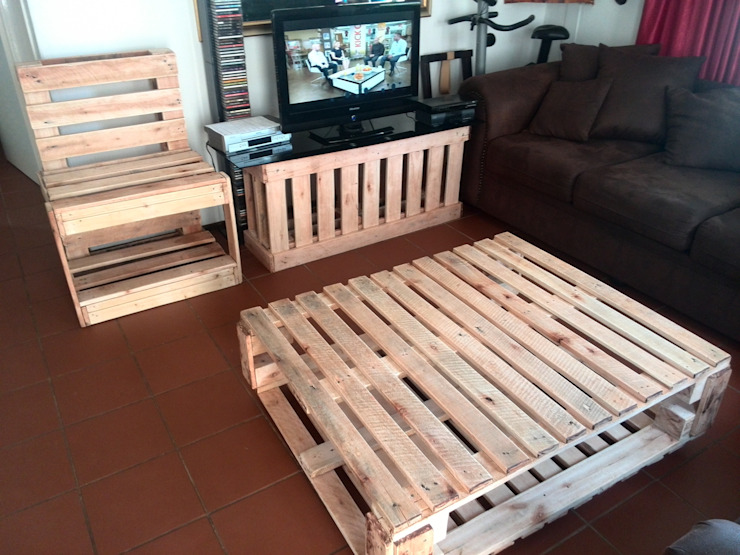 Pallets by Paint & Allied Projects
