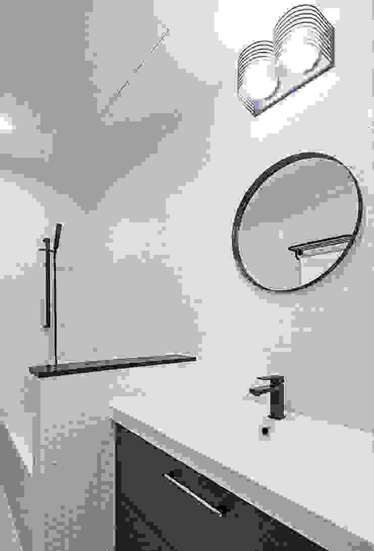 1층욕실 #1 모던스타일 욕실 by 윤성하우징 모던