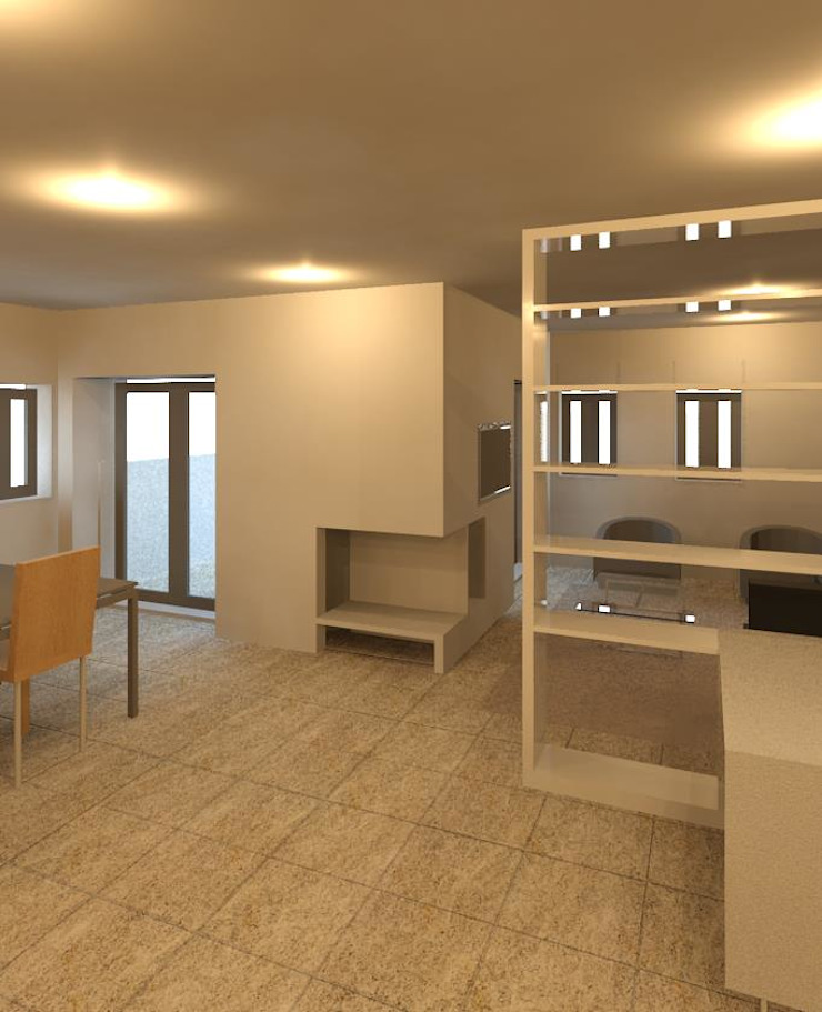 Modern living room by Sarah Paula - Interior Design Modern