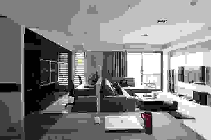 純淨都會-鄉林靜安 根據 富亞室內裝修設計工程有限公司 現代風 MDF