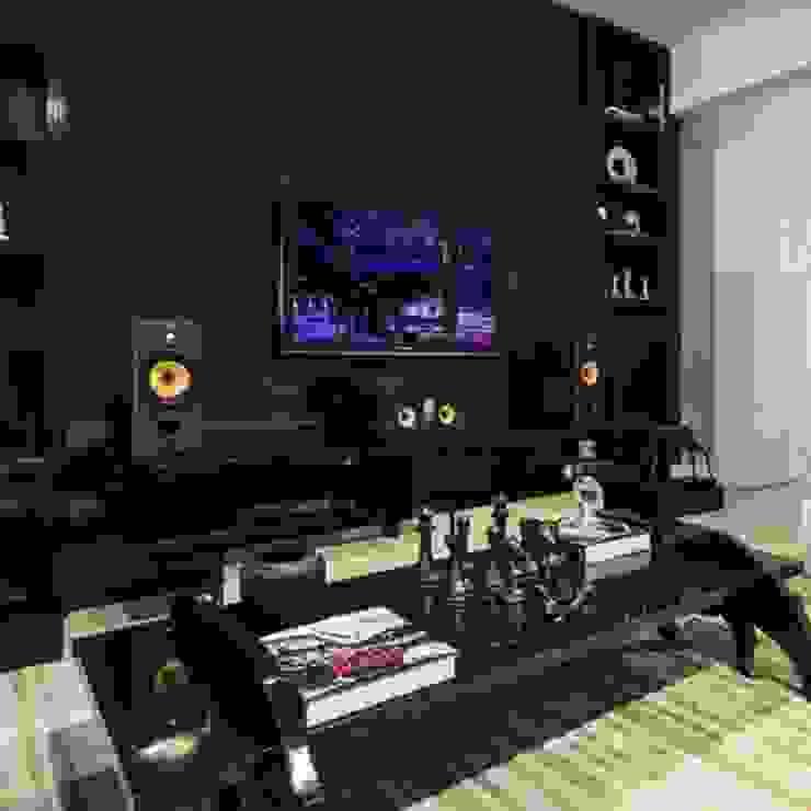 KENP - soluções em áudio e vídeo Classic style living room