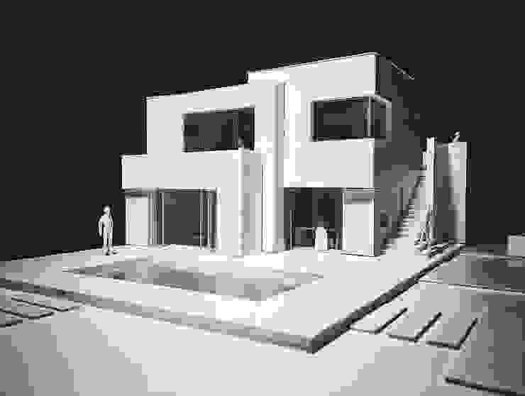 세대동거형 타입: 위즈스케일디자인의 현대 ,모던