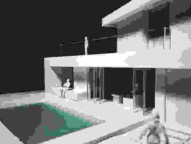 부부중심형 타입: 위즈스케일디자인의 현대 ,모던
