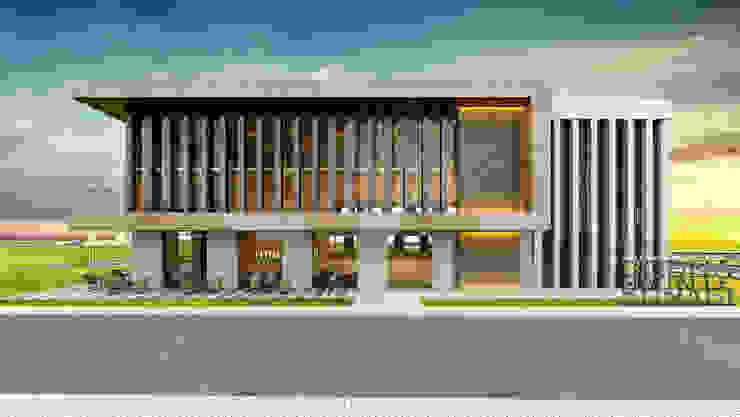 bona mahalle konağı A F B Mimarlık İç Mimarlik Tasarım