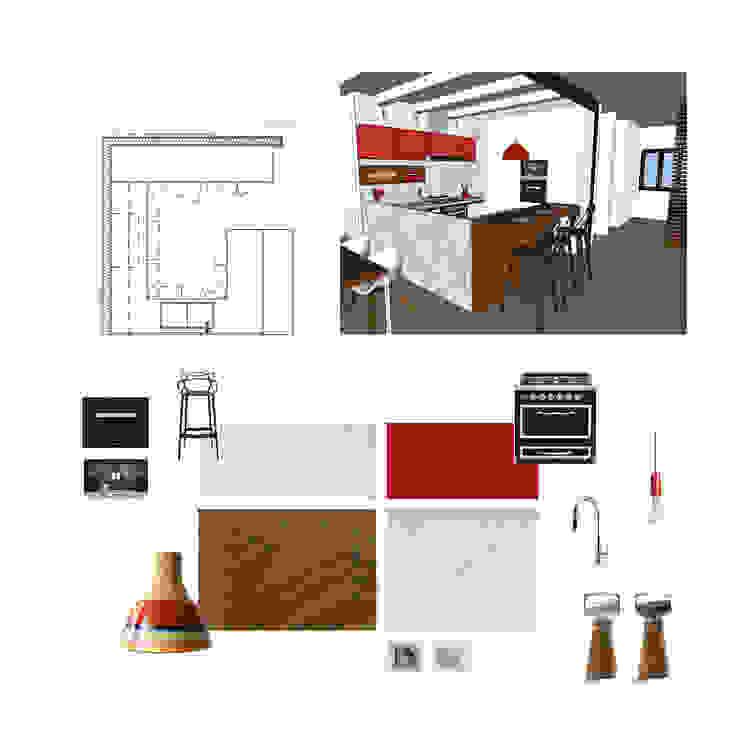 par Sarah Paula - Interior Design Rustique