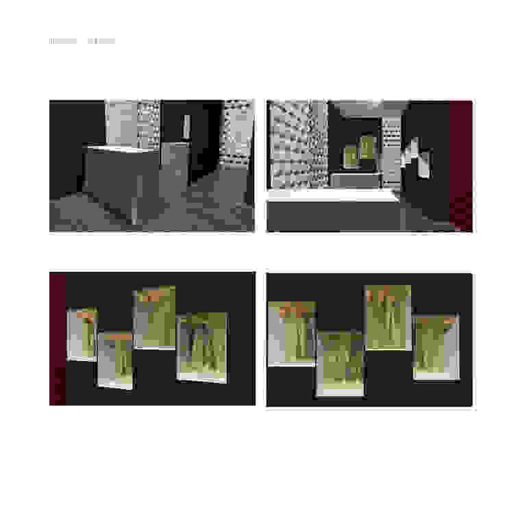 Espaces commerciaux modernes par Sarah Paula - Interior Design Moderne