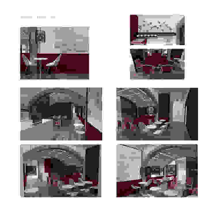 Gastronomie moderne par Sarah Paula - Interior Design Moderne