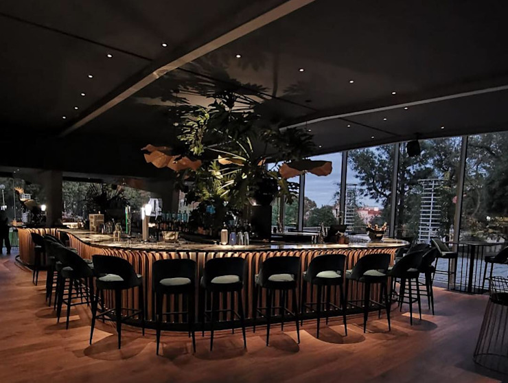 Modern bars & clubs by Sarah Paula - Interior Design Modern