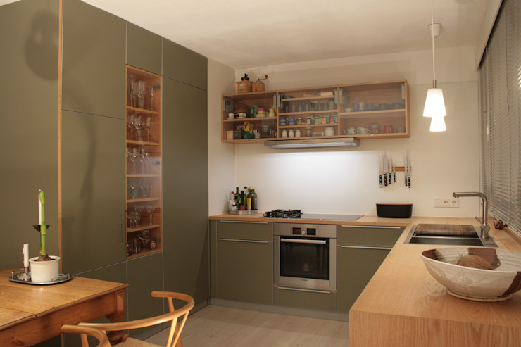 WoodDo Built-in kitchens