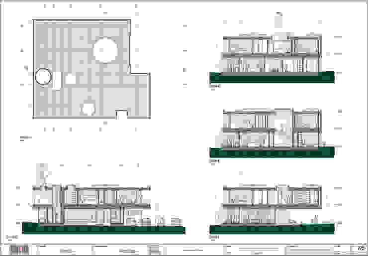 Arquitectura BIM de arquitektaria Clásico Aglomerado