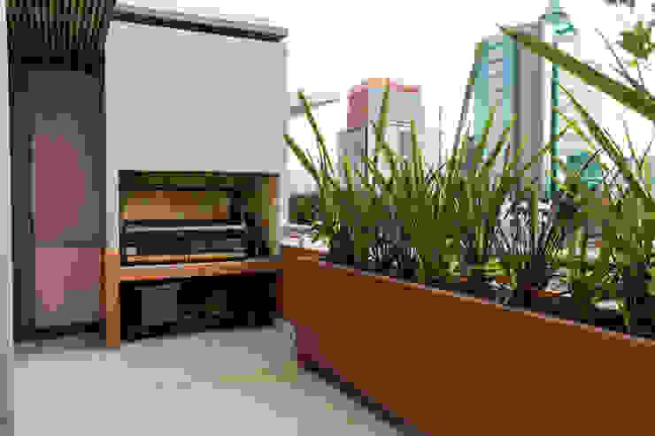Boceto Arquitectos Paisajistas Modern terrace