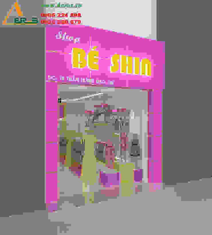 Thiet ke shop thoi trang tre em Be Shin - Quan 9 bởi xuongmocso1 Châu Á