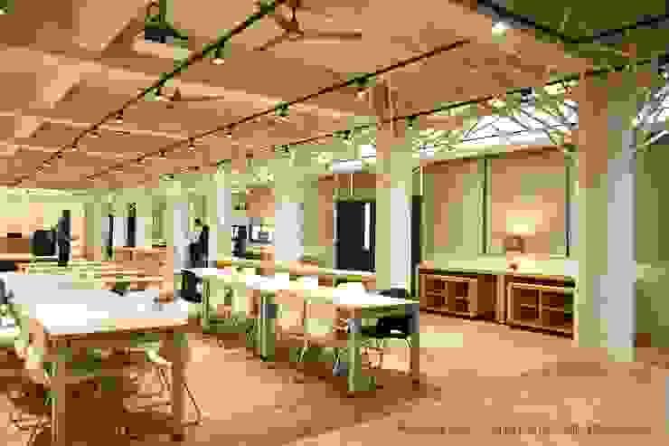 彰化縣二林鎮萬興國小圖書館『星星閣』 根據 京悅室內裝修設計工程(有)公司|真水空間建築設計居研所