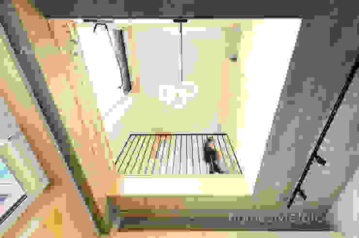 서울 동선동 상가주택 by 주택설계전문 디자인그룹 홈스타일토토 모던