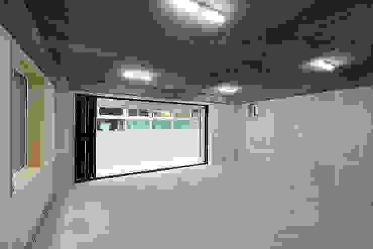 1층 임대공간 by 주택설계전문 디자인그룹 홈스타일토토 모던