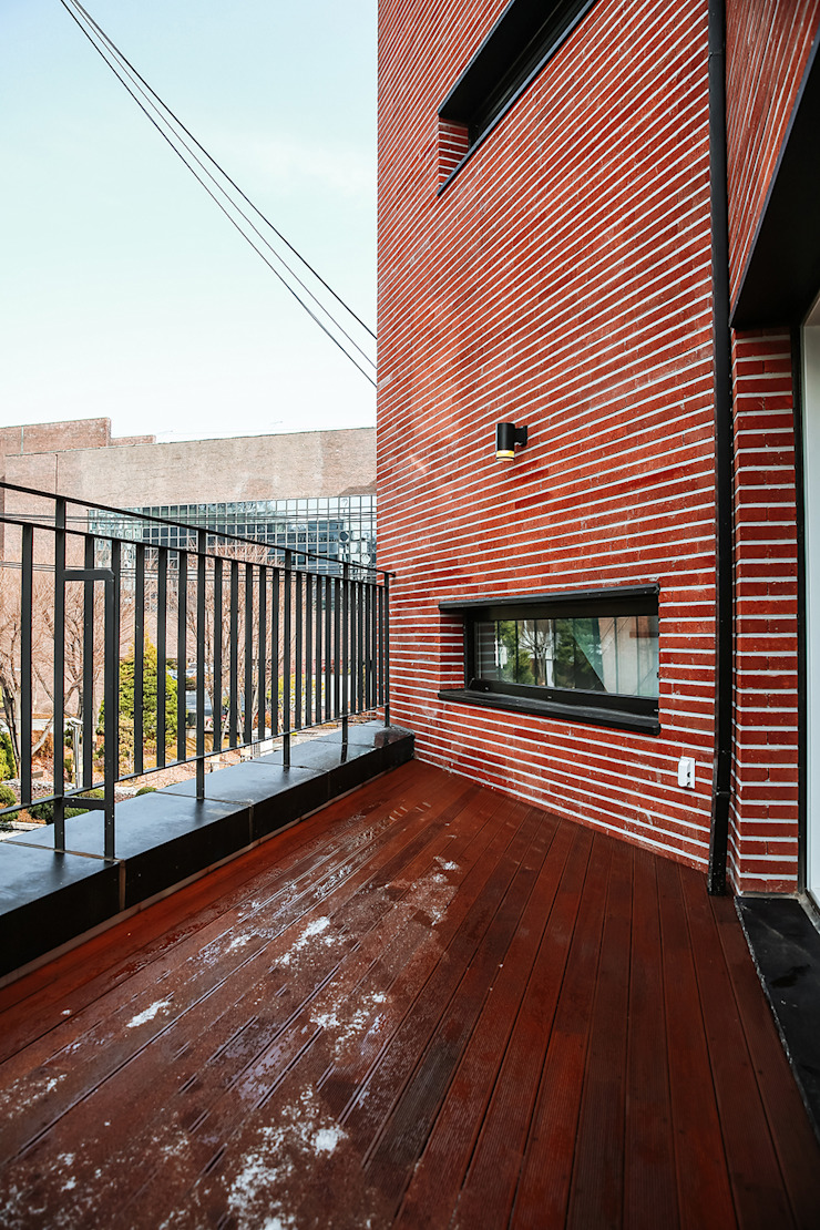 서울_ Brick House by AAPA건축사사무소 모던