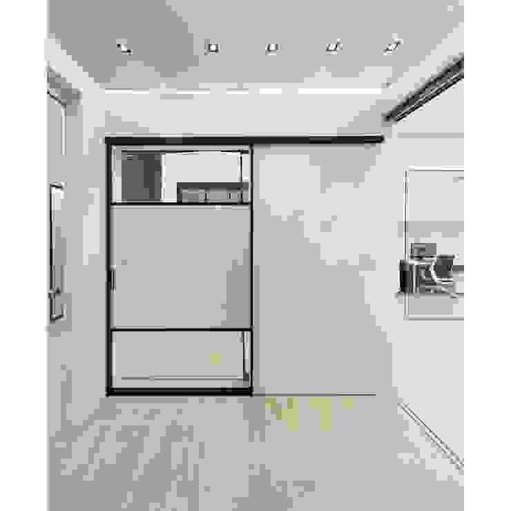 Modernes Messe Design von WITHJIS(위드지스) Modern Aluminium/Zink